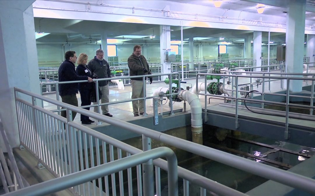 An Inside Look at a SCADA and PLC Major Renovation Project at a 125-Year-old Water Treatment Plant