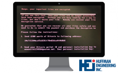 Ransomware/Wiper Attack Hits Automation Control System… and the Aftermath