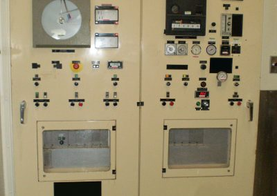 Granulator Original Operator Control Panel