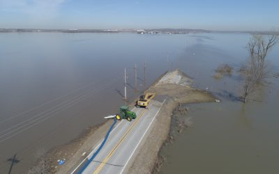 Huffman Engineering Joins Flood Recovery Efforts