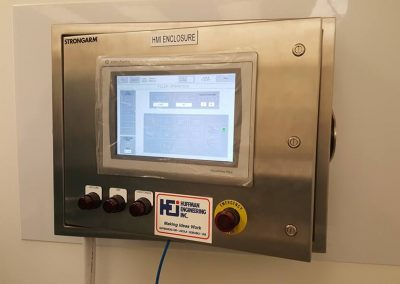 Vial Filler - New HMI