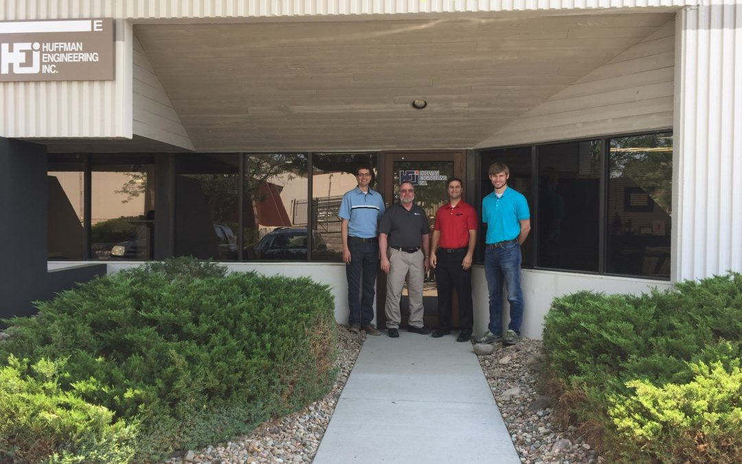 Huffman Engineering's Colorado Office Has Moved